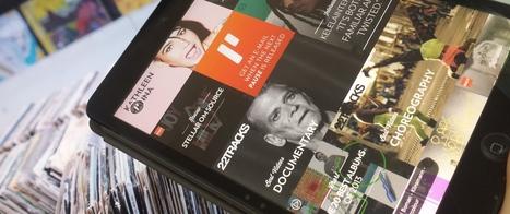 Drukke dag voor @shufflerfm + @timheineke cs: nu ook iPad magazine!   FMT Top Names   Scoop.it