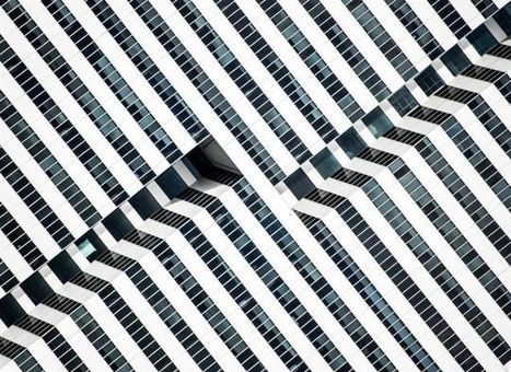 10 Optical Illusion Architecture Photos From Major US Cities | Strange days indeed... | Scoop.it