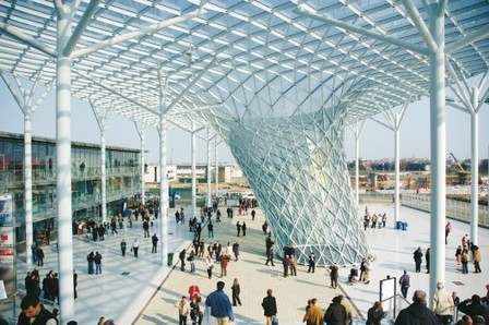 New Milan Trade Fair / Studio Fuksas | The Architecture of the City | Scoop.it