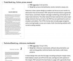 Next-Generation Book Publishing: Of the HTML, by the HTML, for the HTML | Digital Book World | Educação e Redes Socias | Scoop.it