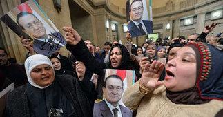Les partisans de Moubarak célèbrent son nouveau procès | Égypt-actus | Scoop.it