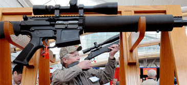 Mystery Company Buying Up US Gun Manufacturers (2nd amendment)   us constitution   Scoop.it