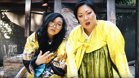 "Official Premiere: Awkwafina x Margaret Cho - ""Green Tea"" 
