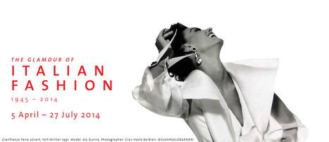 Exhibition – The Glamour of Italian Fashion 1945 - 2014 - Victoria and Albert Museum | Le Marche & Fashion | Scoop.it