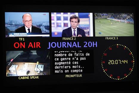 La culture toujours au pied du podium dans les JT français | Politiques culturelles | Pratiques culturelles | Culture digitale | Scoop.it
