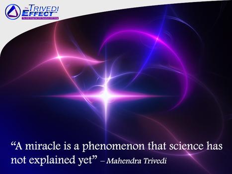 Mahendra Trivedi – Transforming lives with Energy Transmissions | Mahendra Kumar Trivedi | Scoop.it