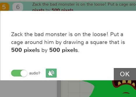 Monster Coding - Fun Programming for Kids | 21st Century Technology Integration | Scoop.it