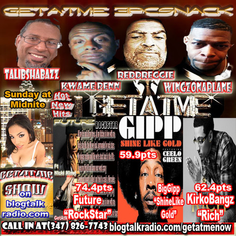 GetAtMe3PcSnack-HotNewHits- ft Future, NickiMinaj, BigGipp & KirkoBangz | GetAtMe | Scoop.it