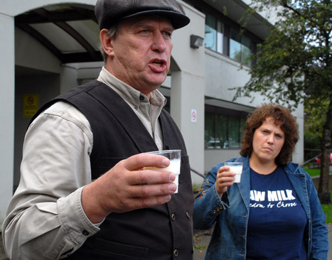 Ont. dairy farmer vows to fight conviction for selling raw milk | Food issues | Scoop.it