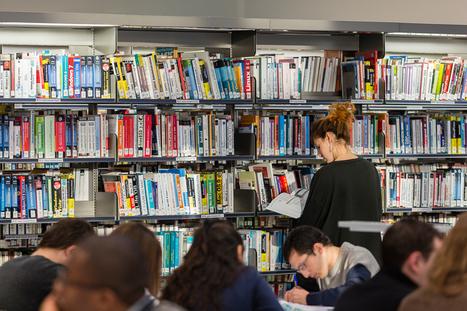 Journée d'étude Bpi-enssib : Actualités de la recherche des bibliothèques | ce que j'aime dans les bibliothèques | Scoop.it