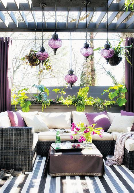 Maximizing those small outdoor spaces - Regina Leader-Post | Gardening | Scoop.it