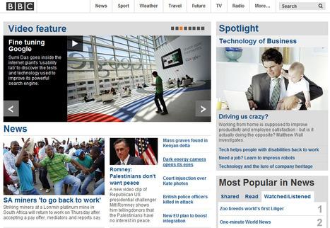 La BBC se reinventará pensando en digital, asegura su nuevo ... | Periodismo Digital e avanzado | Scoop.it