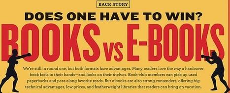 ¿Son incompatibles los eBooks con la lectura profunda?   Las TIC en el aula de ELE   Scoop.it