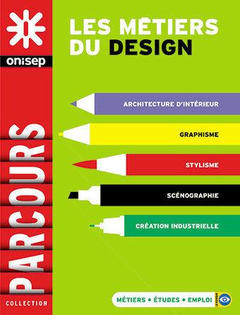 Les métiers du design | Ressources pour l'Orientation | Scoop.it