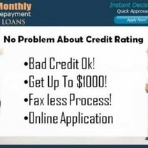 Monthly Repayment Loans- Loan Support in Emergencies without Hassle | Visual.ly | Instant Loans 12 Month | Scoop.it