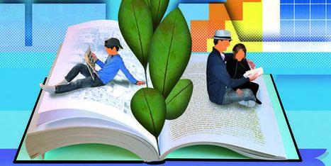 Médiathèques, lutte  des classes ? | Trucs de bibliothécaires | Scoop.it
