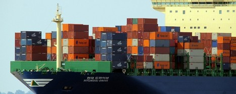 The Inevitable Rise of the Internet of Shipping Containers | Motherboard | IB GEOGRAPHY GLOBAL INTERACTIONS | Scoop.it