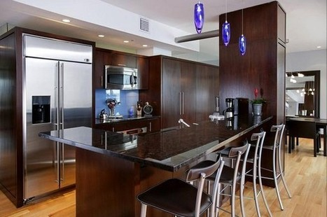 Mahogany Kitchen Cabinets | Best Designs, Ideas, Pictures | Home Designs an Decorating Ideas | Scoop.it