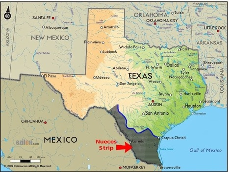 Taming the Nueces Strip | American West | Scoop.it