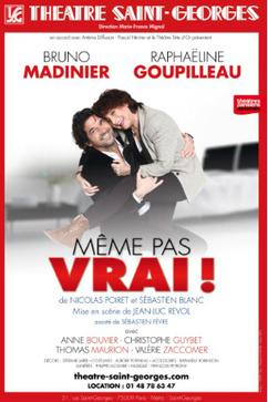 Le Théâtre côté Coeur: MEME PAS VRAI | Même pas vrai | Scoop.it
