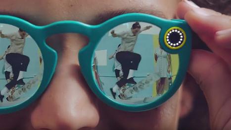 Spectacles, las gafas de Snapchat que te harán olvidar las Google Glass | Mobile Technology | Scoop.it