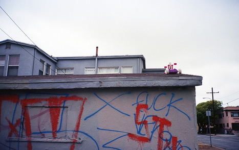 addditup: Trikey on the roof on Flickr. Contax... | Contax T3 | Scoop.it