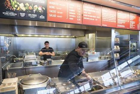 CDC Declares Chipotle-Linked E-Coli Outbreaks Over | Urban eating | Scoop.it