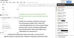 Google Drive & the Paperless Research Essay! (workflow) | Technology Enhanced Learning in Teacher Education | Scoop.it