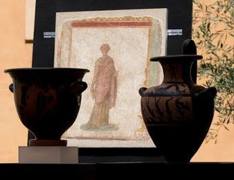 US returns 25 looted artefacts to Italy | TGestión del Patrimonio Cultural | Scoop.it