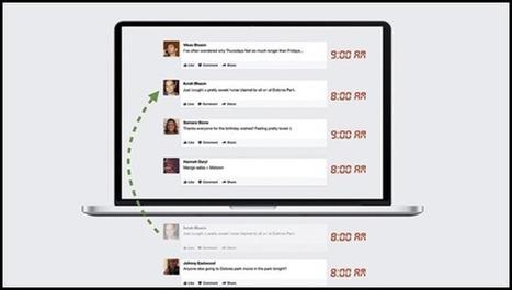Facebook: novo Feed de Notícias exibe o que mais lhe interessa | Facebook | Scoop.it