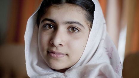 Malala Yousafzai Felt Fear All the Time but Pursued Learning - ABC News | SocialAction2014 | Scoop.it