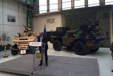 Noël avant l'heure pour Renault Trucks Defense | DEFENSE NEWS | Scoop.it