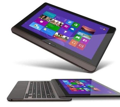Tablet war: 20 Windows-8 tablets to take on the iPad - Rediff | 64 tech & web | Scoop.it