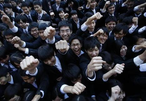 Japan's Change Generation | Foreign Affairs | Japan Reporeted in English | Scoop.it