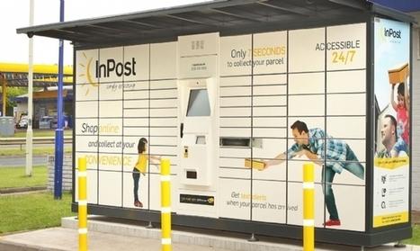 Les consignes automatiques en plein essor   Digital customer & Retail   Scoop.it
