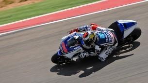 Yamaha Factory Racing complete Aragón test   MotoGP World   Scoop.it