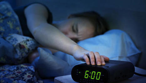 The Real Reason You're Skimping On Sleep | Good News For A Change | Scoop.it