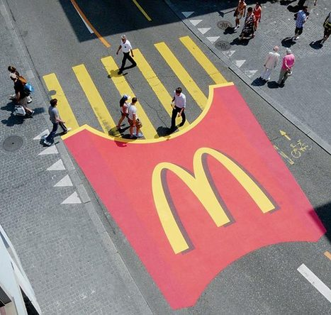 Another 25 Creative Ambient Ads | grafica net il meglio dal web | Scoop.it