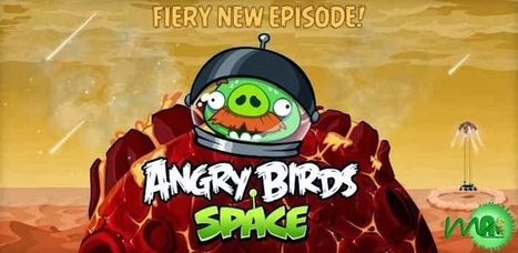 Angry Birds Space HD 1.6.9 APKFree Download | LUKAS | Scoop.it