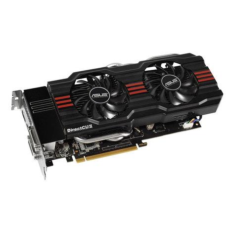 ASUS GTX660 TI-DC2T-2GD5 2 GB - Carte graphique | High-Tech news | Scoop.it