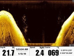 What's Down Imaging and DownScan Imaging | Fish Finder Advisor | Scoop.it