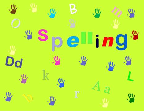 Improving our Child's Spelling Skills – Part 2 | My Daily Pages | Scoop.it