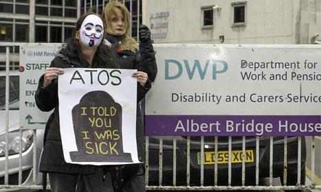 Grim toll of the government's fit-for-work tests | SocialAction2014 | Scoop.it