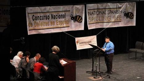 Spanish-language spelling bees taking off in the U.S. | Spanish in the United States | Scoop.it