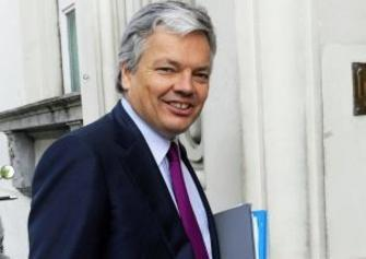 Reynders demandera la confiance au Parlement si Di Rupo échoue - lesoir.be | Belgian Politics | Scoop.it