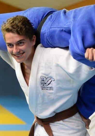 Judo : Hugo Astié a trouvé sa vocation sur les tatamis | Le collège Antonin Perbosc à la Une ! | Scoop.it