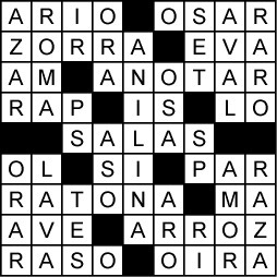 Spanish Word Search Puzzle - a fun way to learn Spanish word by word | El español en nuestro rincón del mundo | Scoop.it