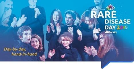 Rare Disease Day 2015 - Feb 28   Actualités Santé   Scoop.it