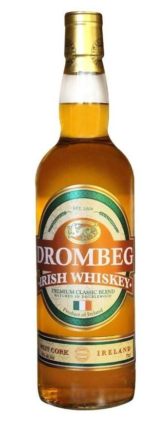 Wir verkosten: Drombeg Irish Whiskey Blend - Whiskyexperts.net (Pressemitteilung) (Blog) | Whisky | Scoop.it
