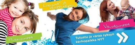 Liikuntakerhot | HopLop | Liikuntakerho | Scoop.it
